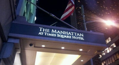Photo of Hotel The Manhattan At Times Square Hotel at 790 7th Ave, New York, NY 10019, United States