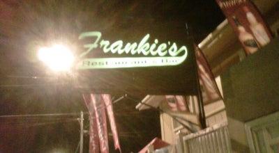 Photo of Bar Frankie's Restaurant & Bar at 68 Ariapita Ave., Woodbrook, Trinidad and Tobago