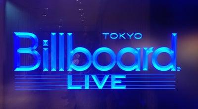 Photo of Jazz Club ビルボードライブ東京 (Billboard Live TOKYO) at 赤坂9-7-4, 港区 107-0052, Japan