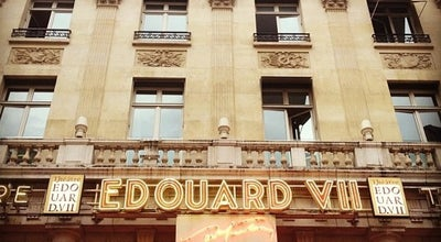 Photo of Theater Théâtre Edouard VII at 10 Square Edouard Vii, Paris 75009, France