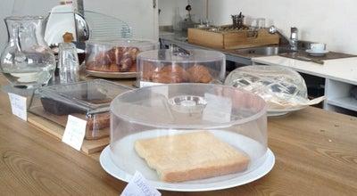 Photo of Cafe D'Espresso at Manteuffelstr. 100, Berlin 10997, Germany