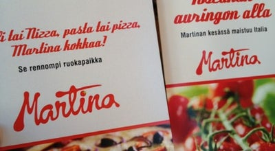 Photo of Italian Restaurant Martina at Finland