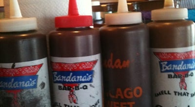 Photo of BBQ Joint Bandanas BBQ at 502 Iaa Dr, Bloomington, IL 61701, United States