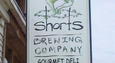 Photo of Brewery Short's Brewing Company at 121 N Bridge St, Bellaire, MI 49615, United States