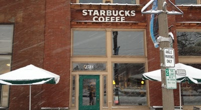 Photo of Coffee Shop Starbucks at 1748 Pacific Ave, Tacoma, WA 98402