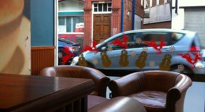 Photo of Coffee Shop Caffè Nero at 122 High Street, West Midlands DY8 1DT, United Kingdom