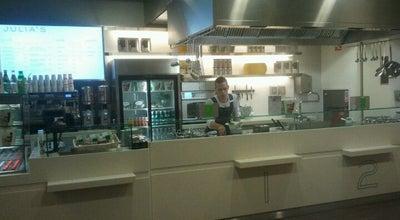 Photo of Italian Restaurant Julia's at Station Arnhem, Arnhem, Netherlands