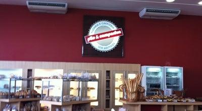 Photo of Bakery Pão & Companhia at Av. Praia De Ponta Negra, 9036, Natal 59094-100, Brazil
