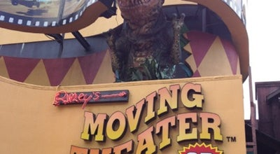 Photo of Tourist Attraction Ripley's Moving Theater at 904 Parkway, Gatlinburg, TN 37738, United States