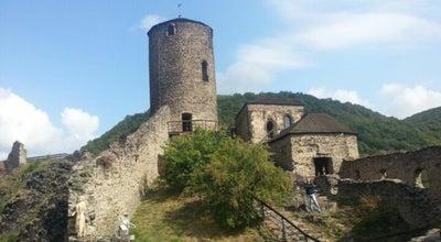 Photo of Castle Hrad Střekov at Hrad Střekov 844/52, Ústí nad Labem 400 03, Czech Republic