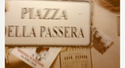 Photo of Italian Restaurant Osteria Tripperia Magazzino at Piazza Della Passera 3, Firenze, Italy