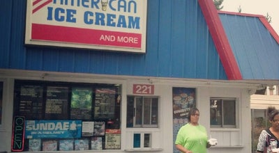 Photo of Ice Cream Shop American Ice Cream at 221 S Hope St, Jackson, MO 63755, United States