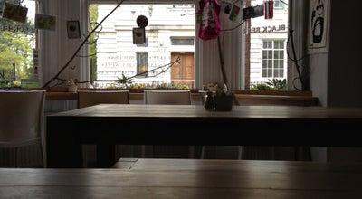 Photo of Cafe Black Bear Café at 17 Stranmillis Rd, Belfast BT9 5AF, United Kingdom