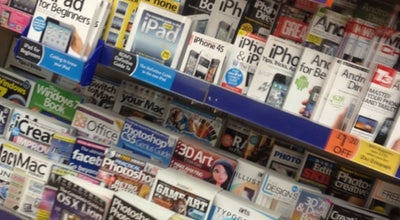 Photo of Bookstore WHSmith at Stoke-on-Trent ST1 1PS, United Kingdom