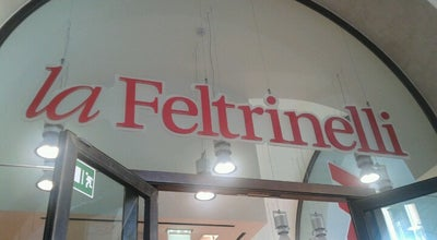 Photo of Bookstore la Feltrinelli at Piazza Saffi 41, Forlì 47121, Italy