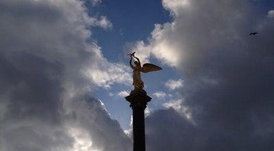 Photo of Monument / Landmark Добрый Ангел Мира at Комсомольский Просп., Люберцы, Russia