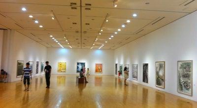 Photo of Art Museum 부산시립미술관 (Busan Museum of Art) at 해운대구 Apec로 58, 부산광역시 612-894, South Korea