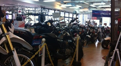 Photo of Motorcycle Shop ホンダドリーム浜松 at 下池川町27-10, 浜松市中区 430-0905, Japan