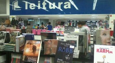 Photo of Bookstore Livraria Leitura at Manaíra Shopping, João Pessoa 58037-900, Brazil