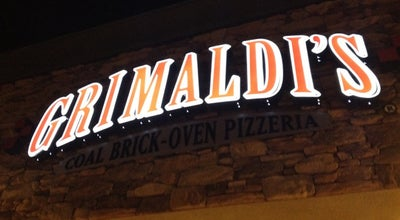 Photo of Pizza Place Grimaldi's Coal Brick-Oven Pizzeria at 7155 S Rainbow Blvd, Las Vegas, NV 89118, United States