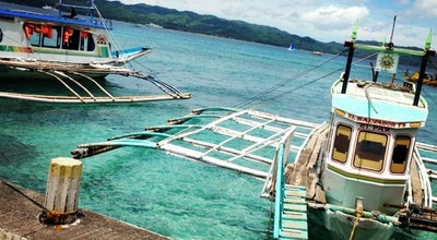 Photo of Pier Caticlan Jetty Port & Passenger Terminal at Aklan West Rd, Caticlan, Philippines