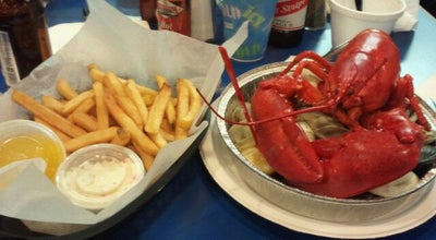 Photo of Seafood Restaurant J's Crab Shack at 2074 Park St, Hartford, CT 06106, United States
