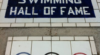 Photo of Pool International Swimming Hall of Fame at 501 Seabreeze Blvd, Fort Lauderdale, FL 33316, United States