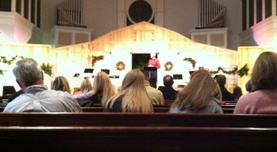 Photo of Church Apex Baptist Church at 110 S Salem St, Apex, NC 27502, United States