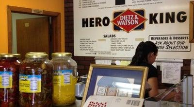 Photo of Sandwich Place Hero King at 406 Market St, Newark, NJ 07105, United States