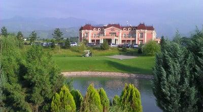 Photo of Golf Course Гольф-клуб «Жайляу» at Мкр. Мирас, 188, Алматы 050043, Kazakhstan