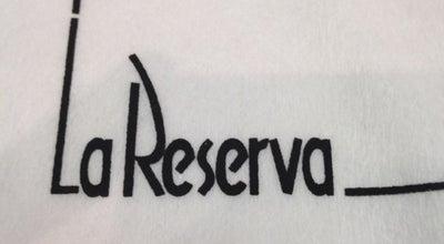 Photo of Spanish Restaurant La Reserva at Calle Cádiz 10, Zaragoza 50004, Spain