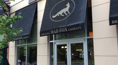 Photo of Brewery Mad Fox Brewing Company at 444 West Broad Street, Falls Church, VA 22046, United States