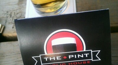 Photo of Bar The Pint at 8032 104 St, Edmonton, AB T6E 6T2, Canada