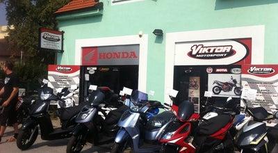 Photo of Motorcycle Shop Viktor Motosport at City of Zagreb, Croatia