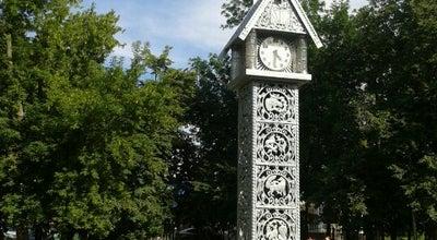 Photo of Monument / Landmark Часы с кукушкой at Ул. Московская, Пенза, Russia