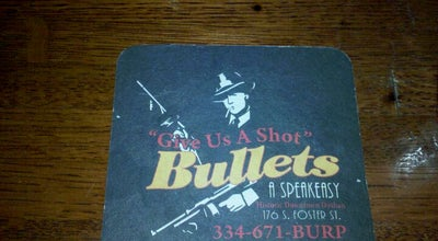 Photo of Bar Bullets at 176 S Foster St, Dothan, AL 36301, United States