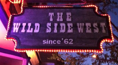 Photo of Gay Bar Wild Side West at 424 Cortland Ave, San Francisco, CA 94110, United States