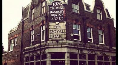 Photo of Pub The Royal Oak at 73 Columbia Rd, London E2 7RG, United Kingdom