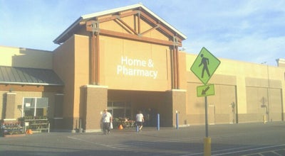Photo of Big Box Store Walmart Supercenter at 2801 Duportail St, Richland, WA 99352, United States