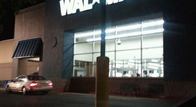 Photo of Discount Store Walmart at 900 Springfield Rd, Union, NJ 07083, United States