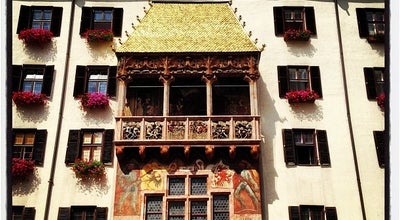 Photo of Historic Site Goldenes Dachl at Herzog-friedrich-str. 15, Innsbruck 6020, Austria