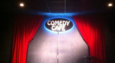 Photo of Comedy Club Comedy Cafe at 1033 N Old World 3rd St, Milwaukee, WI 53203, United States