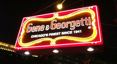Photo of Steakhouse Gene & Georgetti at 500 North Franklin St, Chicago, IL 60654, United States