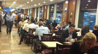 Photo of American Restaurant Koyzina Kafe at 62 William St, New York City, NY 10005, United States