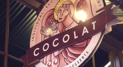 Photo of Dessert Shop Cocolat at 283 Rundle St., Adelaide, SA 5000, Australia