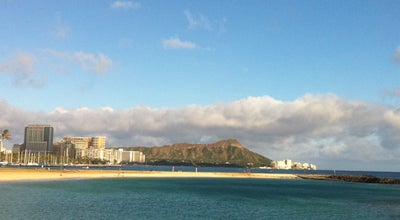 Photo of Beach Magic Island at 1201 Ala Moana Blvd, Honolulu, HI 96814, United States