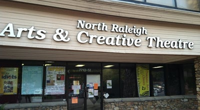 Photo of Theater North Raleigh Arts and Creative Theatre (NRACT) at 7713-51 Lead Mine Rd, Raleigh, NC 27615, United States