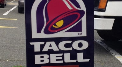 Photo of Fast Food Restaurant Taco Bell at 160 South Ave, Garwood, NJ 07027, United States
