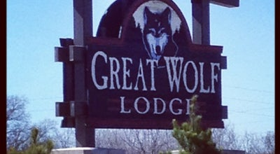 Photo of Water Park Great Wolf Lodge at 100 Great Wolf Drive, Grapevine, TX 76051, United States