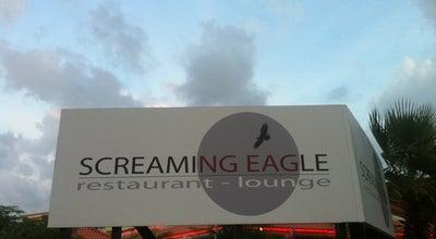 Photo of Caribbean Restaurant Screaming Eagle at J.e. Irausquin Blvd., Oranjestad 00, Aruba
